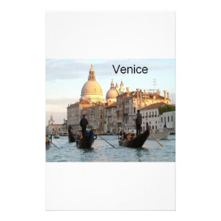 Italy Venice Grand Canal (St.K) Stationery Paper