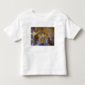Italy, Venice. Interior of St. Marks Cathedral. Tshirts