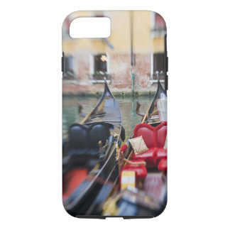 Italy, Venice, Selective Focus of Gondola in the 2 iPhone 7 Case
