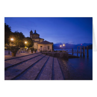 Italy, Verbano-Cusio-Ossola Province, Cannobio. Card