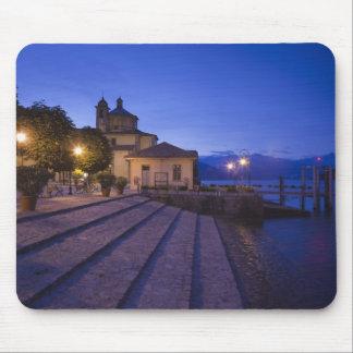 Italy, Verbano-Cusio-Ossola Province, Cannobio. Mouse Pad