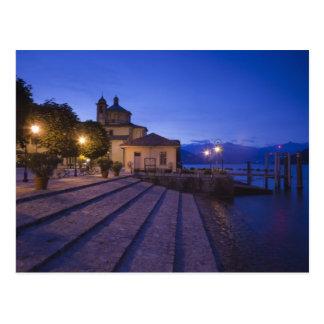 Italy, Verbano-Cusio-Ossola Province, Cannobio. Postcard