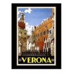 Italy Verona Post Card