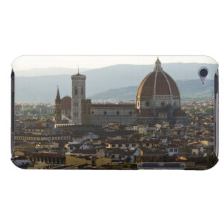 Italy, View of Florence with Basilica di Santa iPod Touch Covers