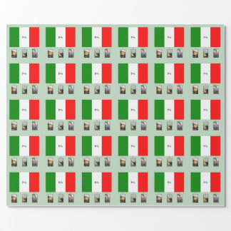 Italy - Vintage Travel Posters Wrapping Paper