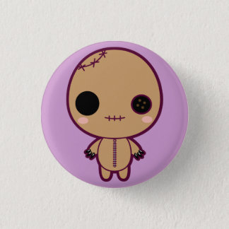 Itami the VooDoo Doll 3 Cm Round Badge