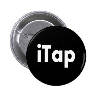 iTap 6 Cm Round Badge
