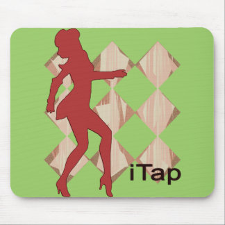 iTap Gal iPod Graphics for Tap Mousepads