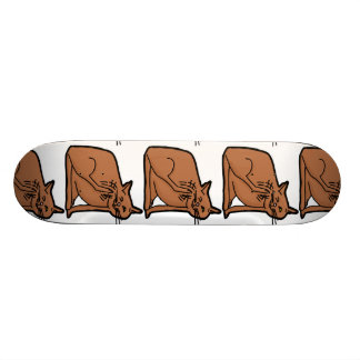 Itchy Cat Skateboard