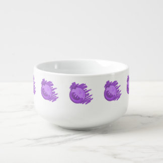 ITD Blurberries and Cream Soup Mug