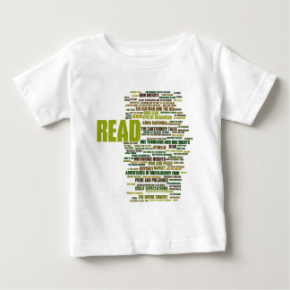 Items inspired by the 100 Greatest Books Baby T-Shirt