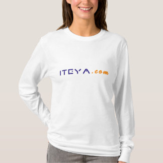 Iteya Ladies AA Hoody Long Sleeve (Fitted)