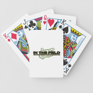 ITF20173 copy Bicycle Playing Cards