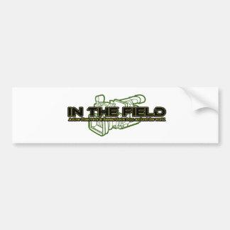 ITF20173 copy Bumper Sticker