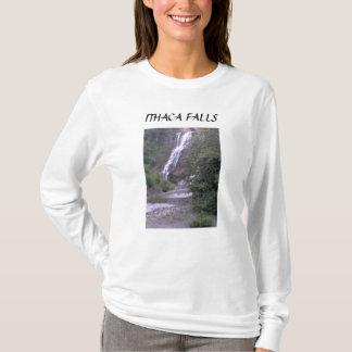 ITHACA FALLS Ladys Hooded Sweatshirt