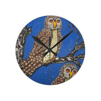 IThe Watchers Of The NightMG_0248.JPG Round Clock