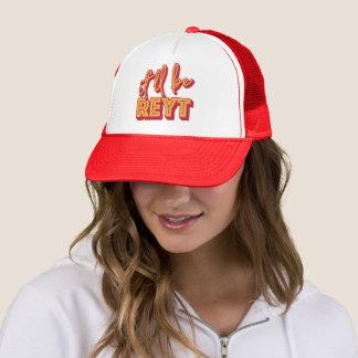 It'll Be Reyt, England, Yorkshire Slang Hat