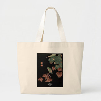 Itoh Jakuchu, Itoh it is young 冲, in the Chinese Large Tote Bag