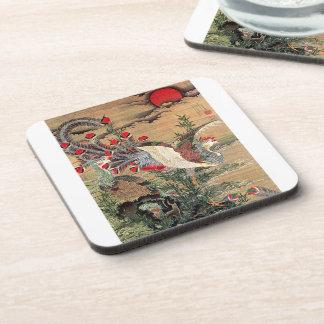 Itoh Jakuchu, Itoh it is young 冲, the Asahi day Coaster