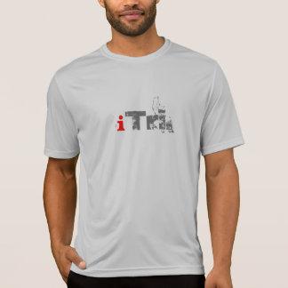 iTri brand Sport-Tek Tshirt