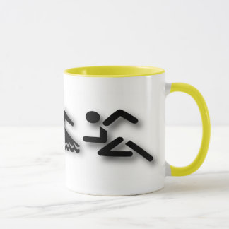 iTri coffee mug