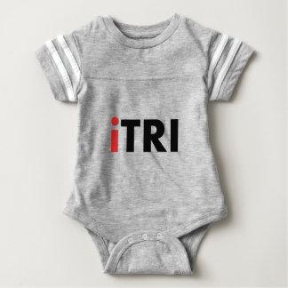 iTri Triathlon Baby Bodysuit