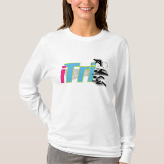 iTri Womans Hoody - Customized