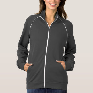 It's a 13.1 half marathon thing jacket