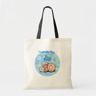It's a Baby Boy! Budget Tote Bag