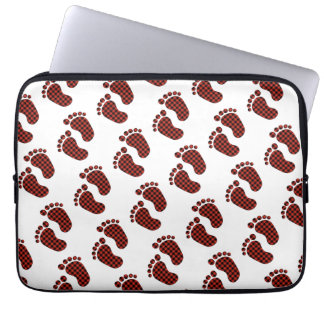 It's a baby girl laptop sleeve