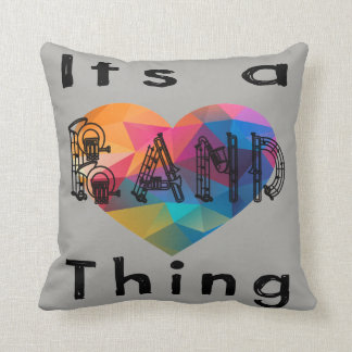 Its a band thing cushion