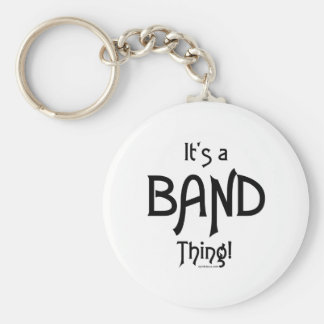 It's a Band Thing! Key Ring