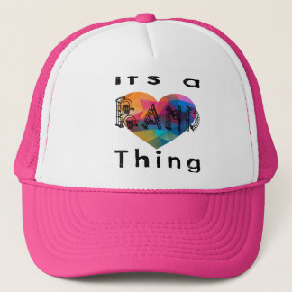 Its a Band Thing Trucker Hat