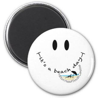 It's A Beach Day - Hilton Head, South Carolina Magnet