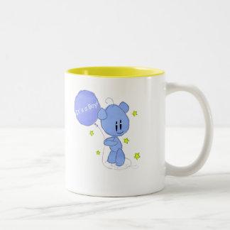 It's A Boy Baby Birth Celebration Collector Mug
