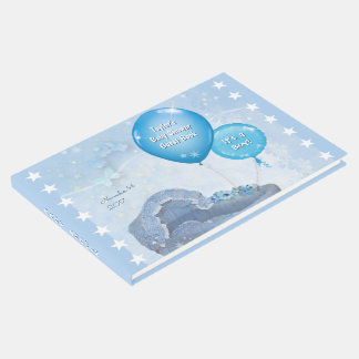 It's a Boy! Baby Shower Guest Book