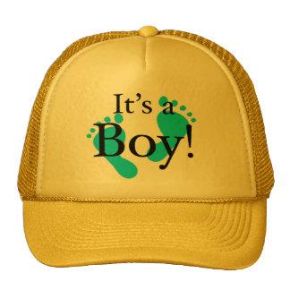 It's a Boy! - Baby-shower Newborn Cap