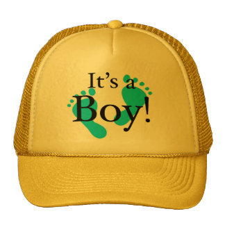 It's a Boy! - Baby-shower Newborn Hats