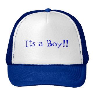 Its a Boy!! Cap