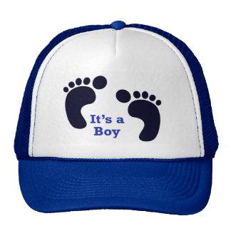 its a boy cap