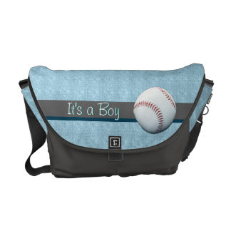 It's A Boy Customizable Baby Diaper Travel Bag Commuter Bags