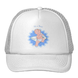 It's a Boy! Trucker Hats