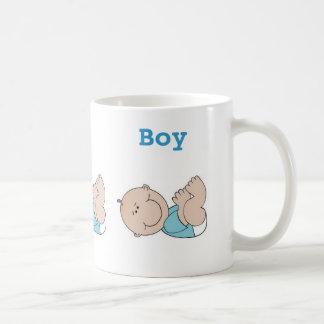 It's a boy mugs