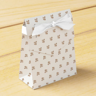 ITS a boy! Rose gold gift box
