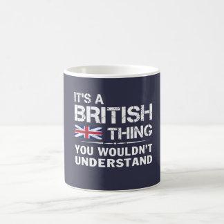 It's a British Thing Coffee Mug
