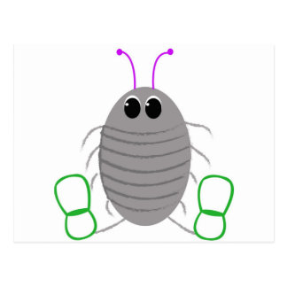 It's a bugs life - Being bugging Postcard