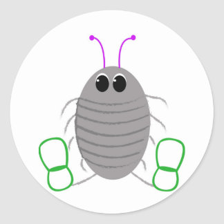 It's a bugs life - Being bugging Round Sticker