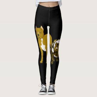 It's a Bully Thing Leggings