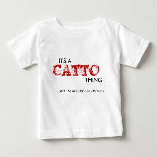 It's a Catto Thing...Infant Baby T-Shirt