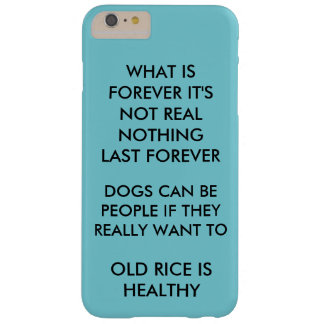 It's a cool case that speaks the truth